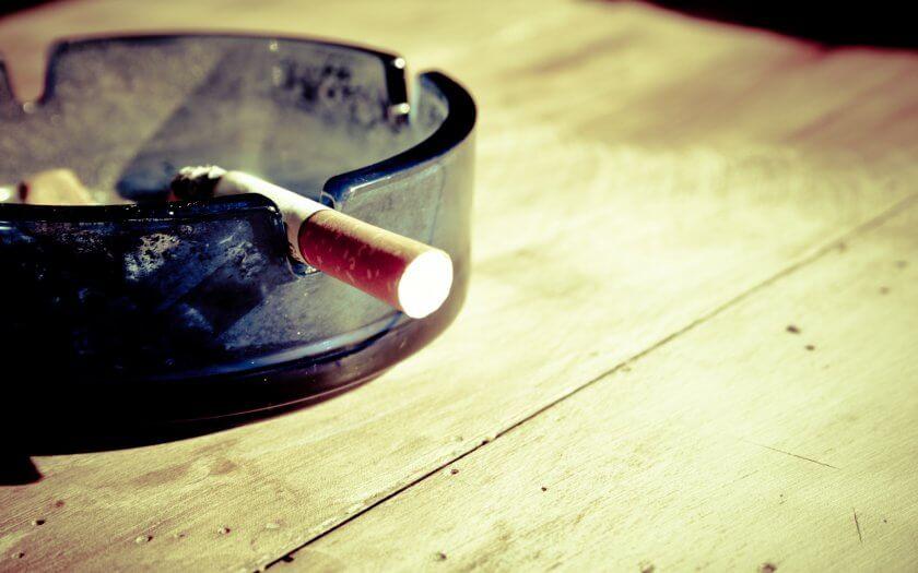 Por qué no fumar contra el estrés, ayuda