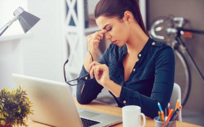 perturbaciones visuales - estrés