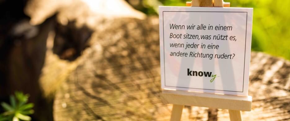knowy-alle-in-einem-boot